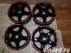 Тюнинг колёсных дисков - виниловые полоски на диски