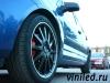 Виниловые полоски на колёсные диски, покраска суппортов